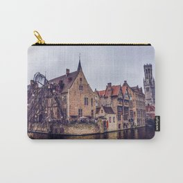 Brugge waterway Carry-All Pouch