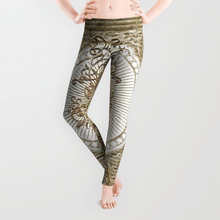 Wonderful decorative design  Leggings