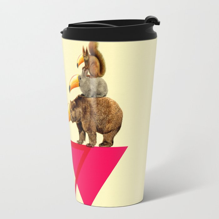 everybody would love to be a toucan  Travel Mug