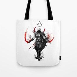 assassin's creed ezio Tote Bag