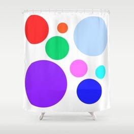 cefetamet Shower Curtain