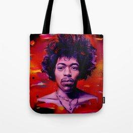 Voodoo Child Tote Bag