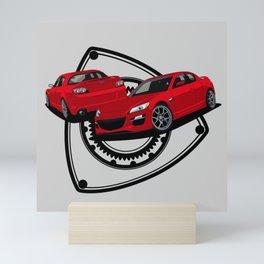 Rx8 Mini Art Print