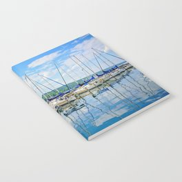 Glen Harbour Marina Notebook
