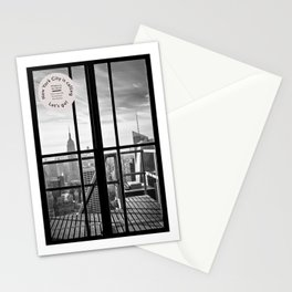 Window to the World Stationery Cards