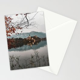 Bled Castle, Slovenia Stationery Cards