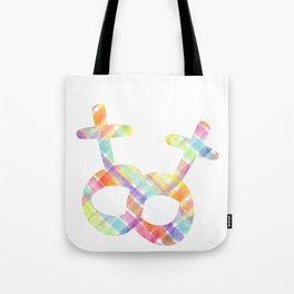 Pride Gay Lesbian Homo Rainbow CSD Gift Tote Bag