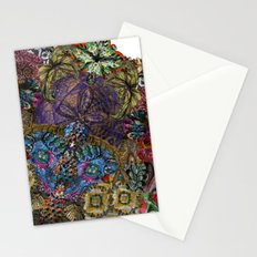 Psychedelic Botanical 8 Stationery Cards