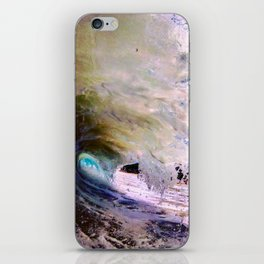 From the stars to the ground, in the water iPhone Skin
