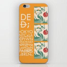 DED; iPhone Skin