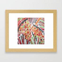 Rainforest Melodies No. 2 Framed Art Print