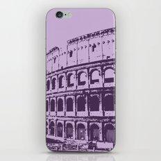 Purpura Coliseum iPhone & iPod Skin