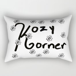 Kozy Korner 2 Rectangular Pillow
