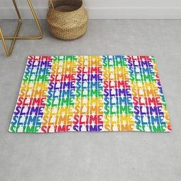 Rainbow SLIME Rug