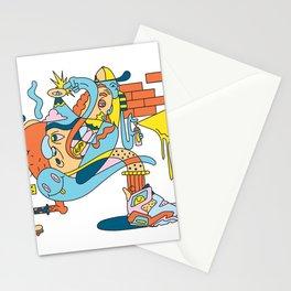 Trouser Jazz Stationery Cards