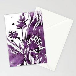 Organic Impressions No.104 by Kathy Morton Stanion Stationery Cards
