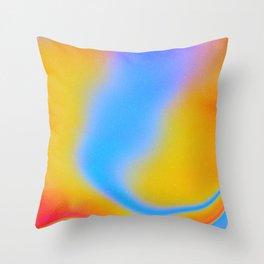 Celestial Slushie Throw Pillow