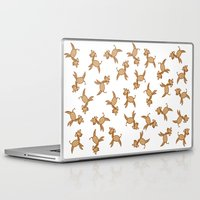 giraffes Laptop & iPad Skins featuring Giraffes! by Kashidoodles Creations