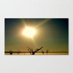 The Sebomai of Nature Canvas Print