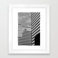 URBAN ABSTRACT 2 Framed Art Print