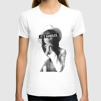 scandal T-shirts featuring Olivia Pope Scandal It's Handled by Zharaoh