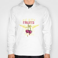 fruits Hoodies featuring Fruits by Tshirt-Factory