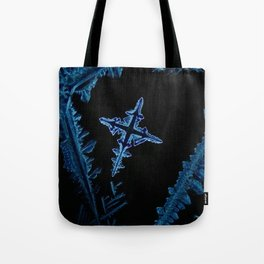Cross of Salt Tote Bag
