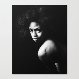 Soliel Canvas Print