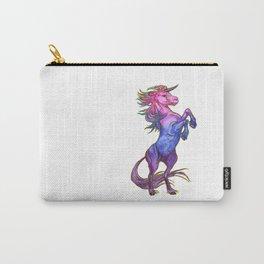 Bi-Pride Unicorn Carry-All Pouch