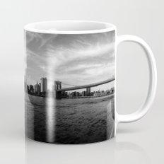 New York Skyline - Black & White Mug