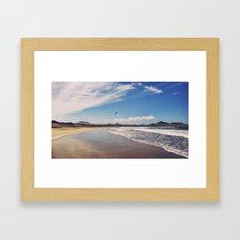Famara Framed Art Print