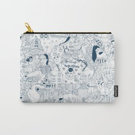 The Infinite Drawing Carry-All Pouch