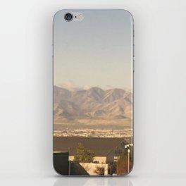 Salt lake 3 iPhone Skin