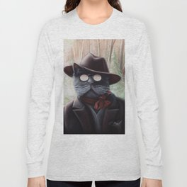 Kitty Roosevelt Long Sleeve T-shirt