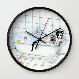 DO NOT DISTURB 2 Wall Clock