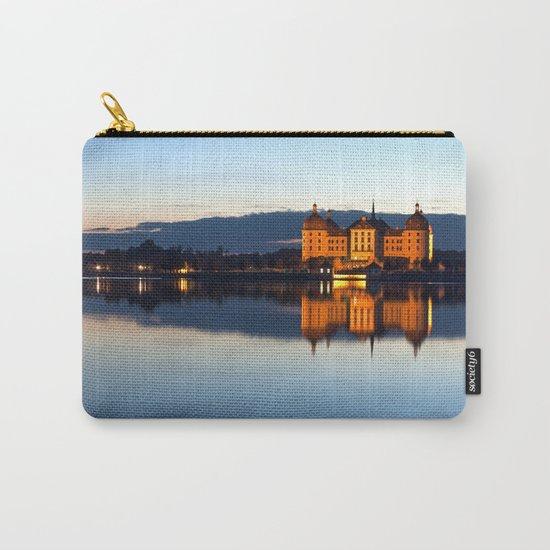 Fairy tale Castle - Moritzburg blue hour Carry-All Pouch