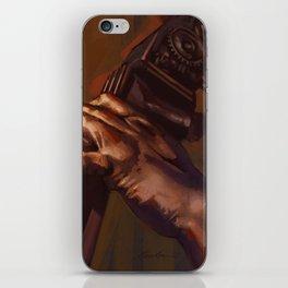 Ah um iPhone Skin