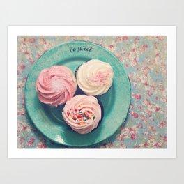 Be Sweet Art Print
