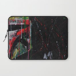 He's No Good To ME Dead Laptop Sleeve