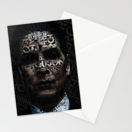 Joan Ferguson  I am to scare... Stationery Cards