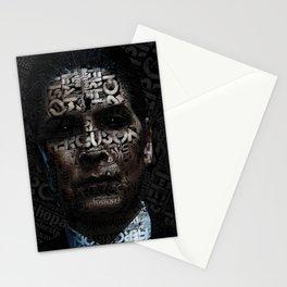 Joan Ferguson  I am to scare... Stationery Cards