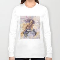 eddie vedder Long Sleeve T-shirts featuring Eddie Descending A Staircase by Dace Likethefish