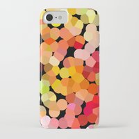 confetti iPhone & iPod Cases featuring Confetti by Rosie Brown