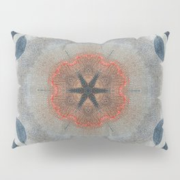 Bushfire Gum Medallion 10 Pillow Sham