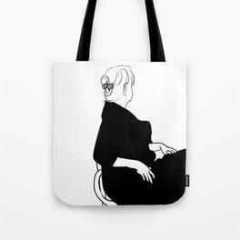 Madame Tote Bag