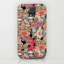 Because Sloths iPhone Case