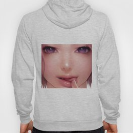 Purple Eyes Hoody