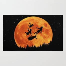 Take Me To Neverland Rug