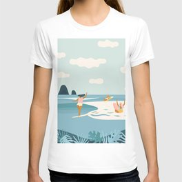 Wave Sisters T-shirt