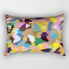 Heikado - Modern Camouflage Pattern Rectangular Pillow